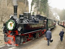 Harzer Schmalspurbahn - Brockenbahn