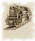 Dampfmaschine und Dampflokomotive
