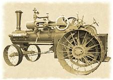Dampfmaschinen, Lokomobile und Dampftraktoren